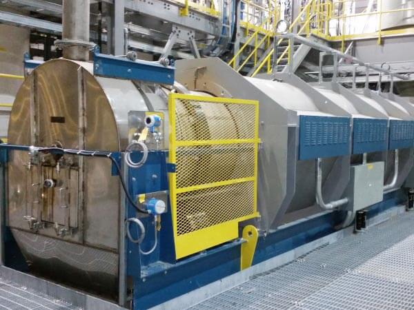 Electric Carbon Regeneration Kiln - Lochhead Engineering
